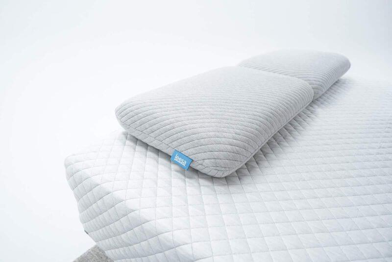 leesa hybrid pillows