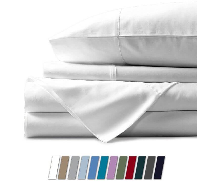 mayfair linen sateen sheets