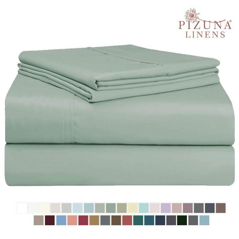 pizuna sateen sheets