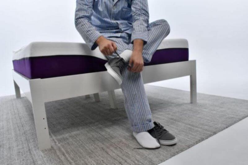 polysleep shoe