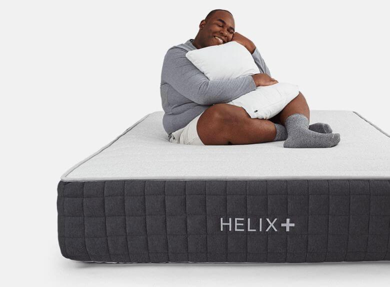 Helix Plus (Nightfall) Mattress Review