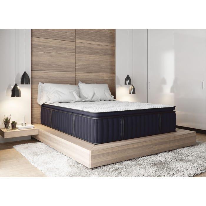 sapphire dream plush pillow top