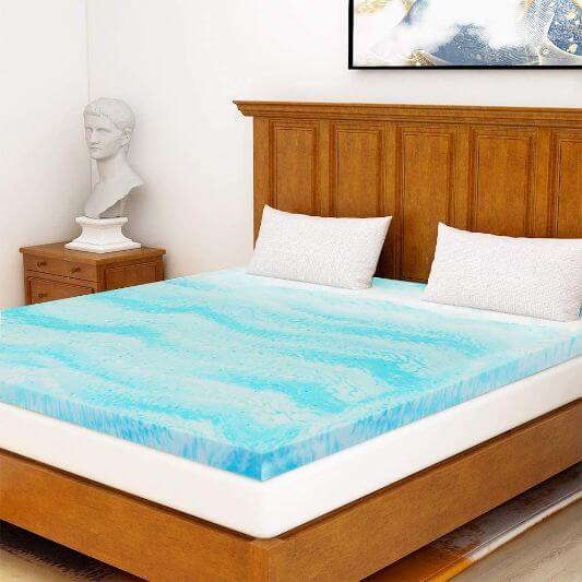mattresstoppergelinfused