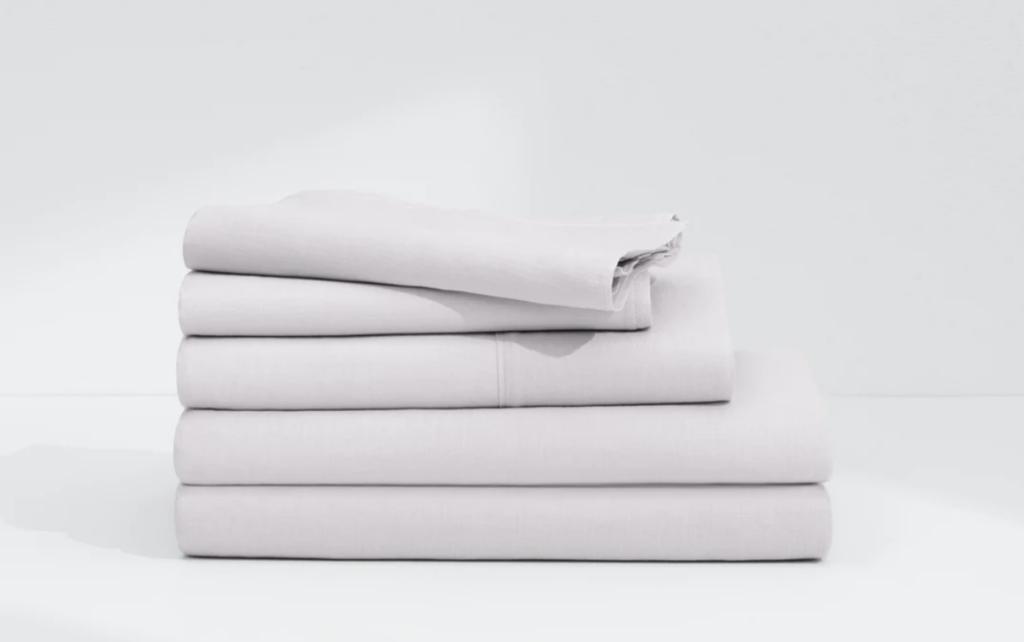 airy linen sheets casper