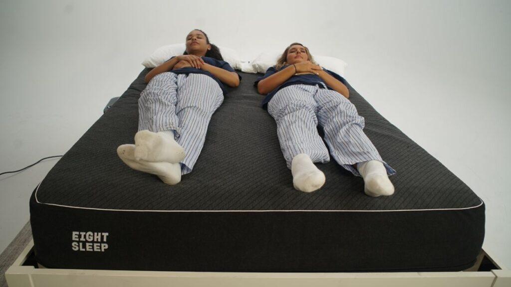 eight sleep responsiveness