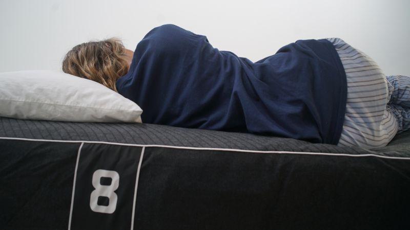 eight sleep spine