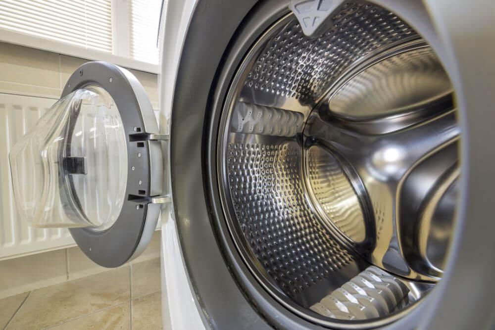 empty dryer