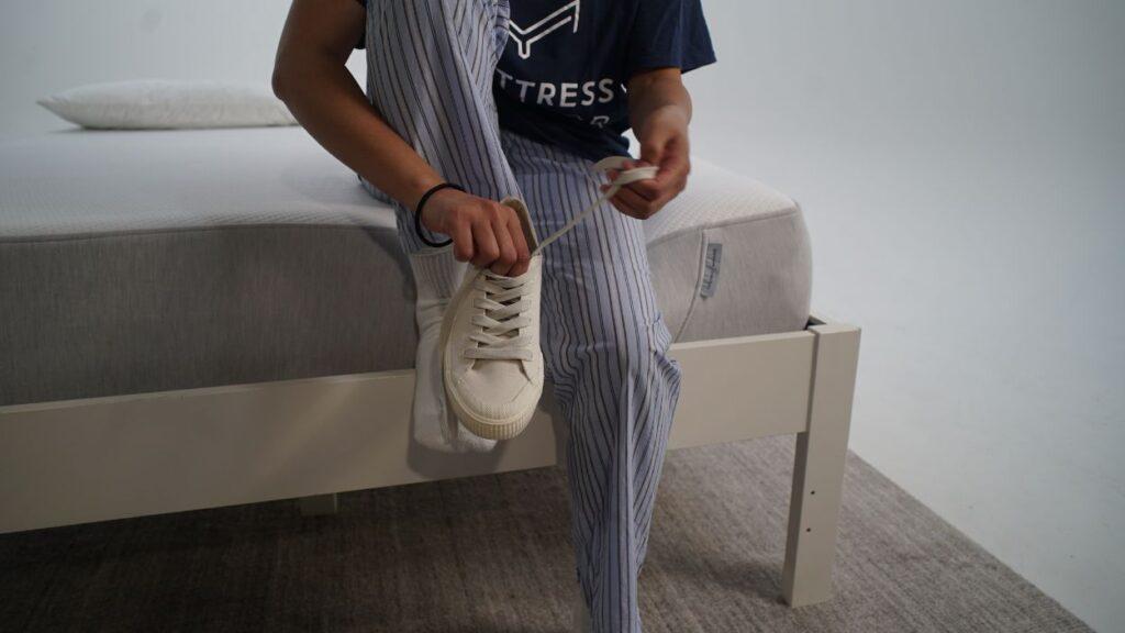 sams tuft shoe test
