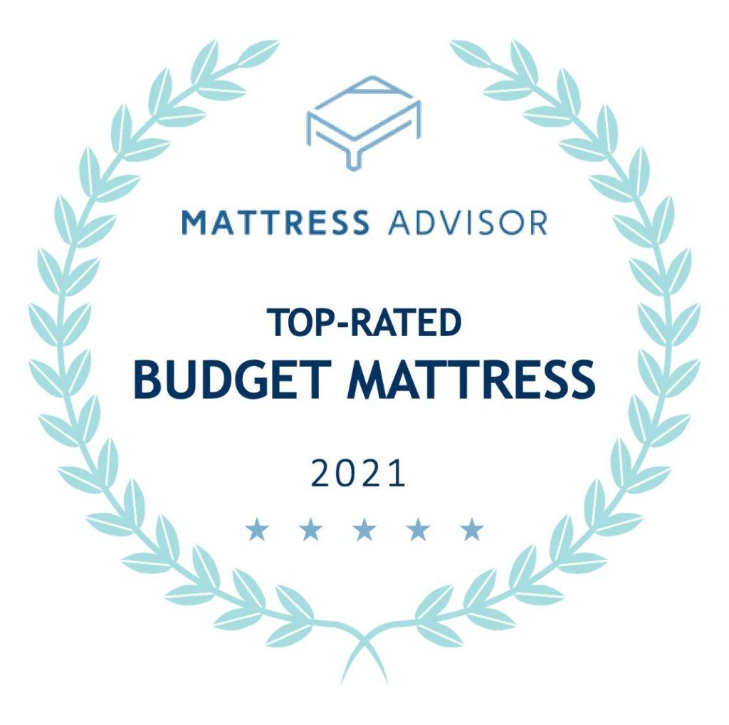 top rated budget mattress