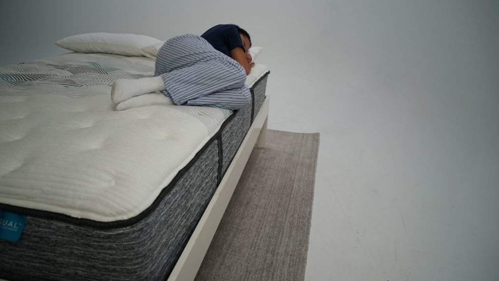 beautyrest harmony carbon edge support