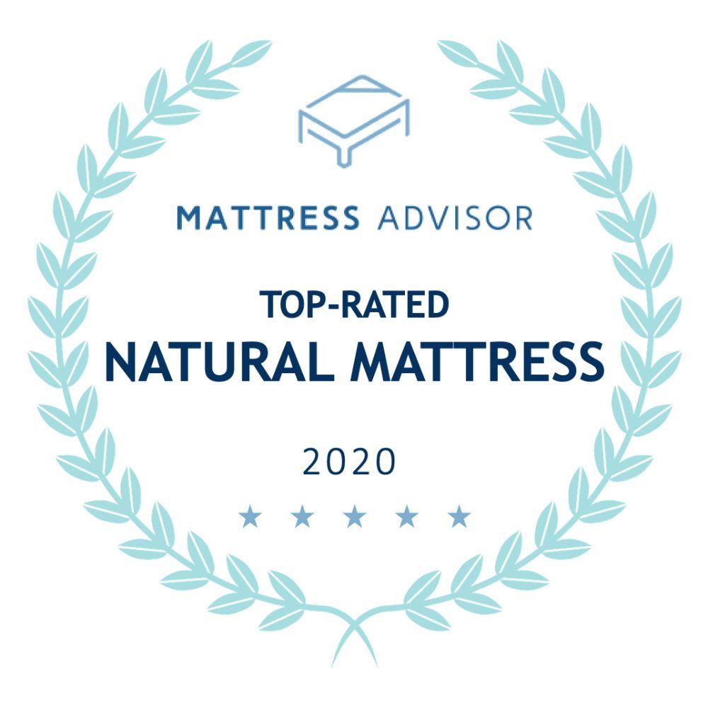 top rated natural mattress