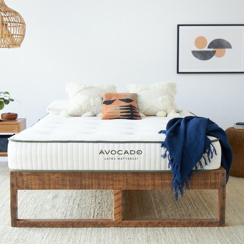 avocado latex mattress