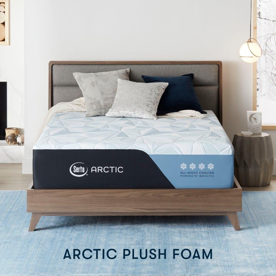 serta arctic mattress